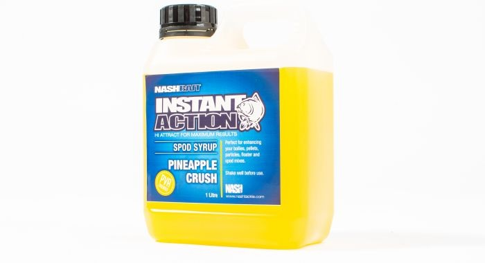 Nashbait Instant Action Spod Syrup Pineapple Crush