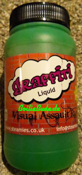 Individual Baits Visual Assault Liquid Green, 250ml