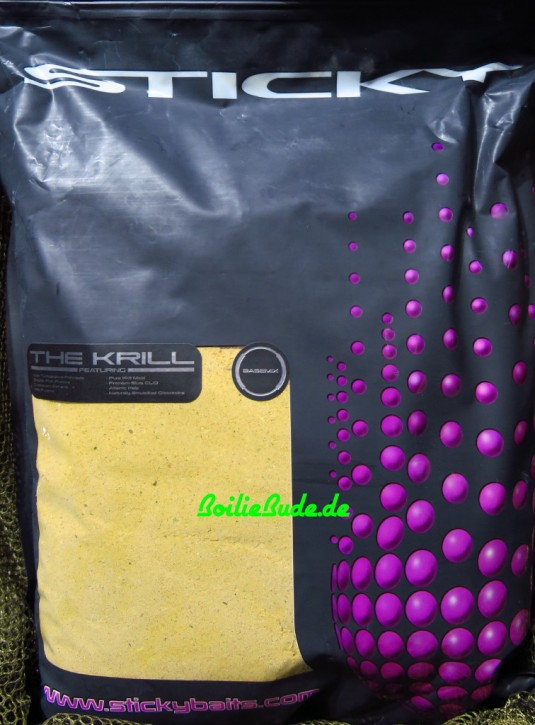 Sticky Baits The Krill Boiliemix 5kg