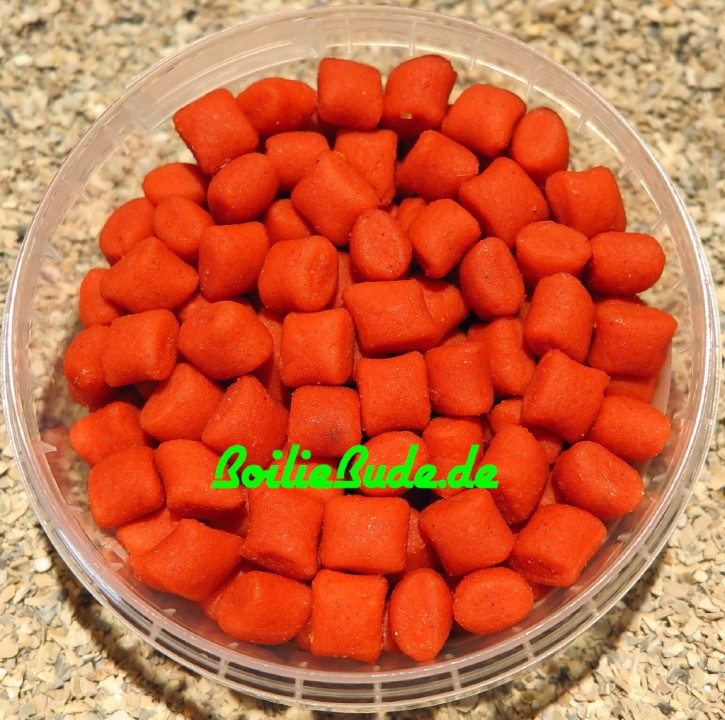 Pallatrax Strawberry Shelflife 10mm Squabs 125gr.