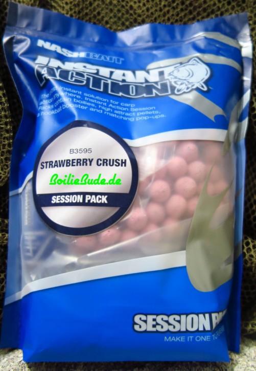 Nashbait Instant Action Strawberry Crush Session Pack