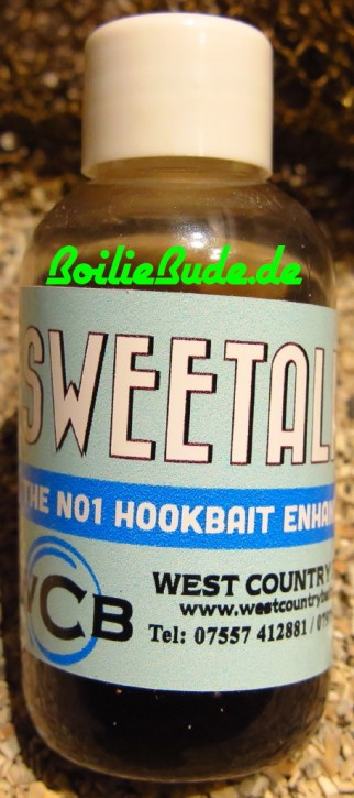 West Country Baits Sweetalin Blackcurrant 50ml