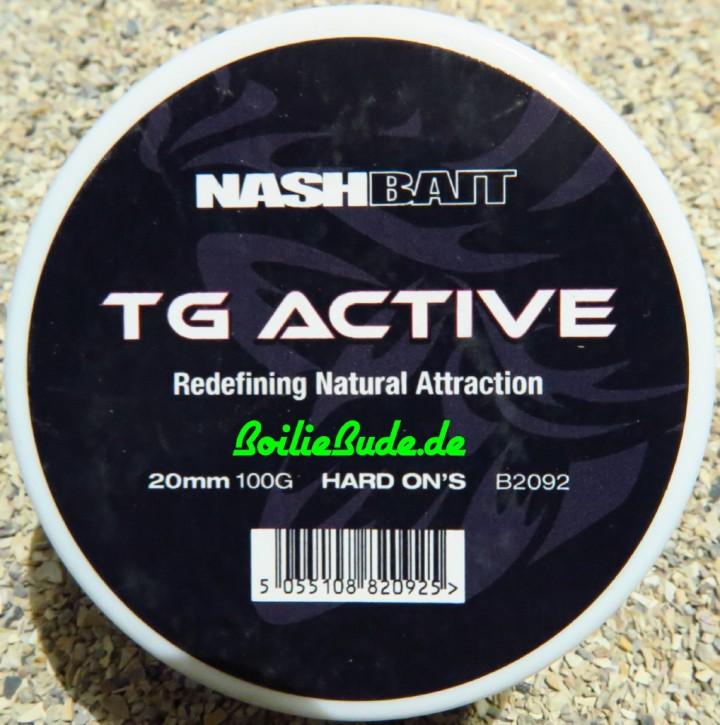 Nashbait TG Active Hard On´s 20mm