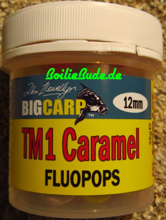 Big Carp TM1 Fluopops 12mm