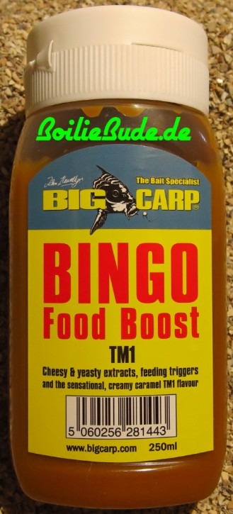 Big Carp TM1 Food Boost 250ml