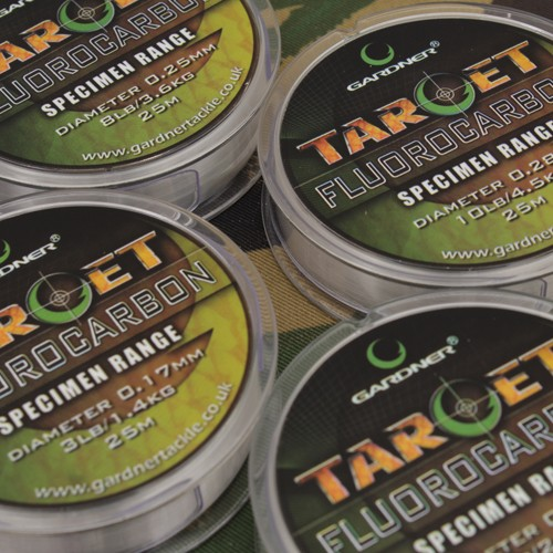 Gardner Tackle Target Fluorocarbon