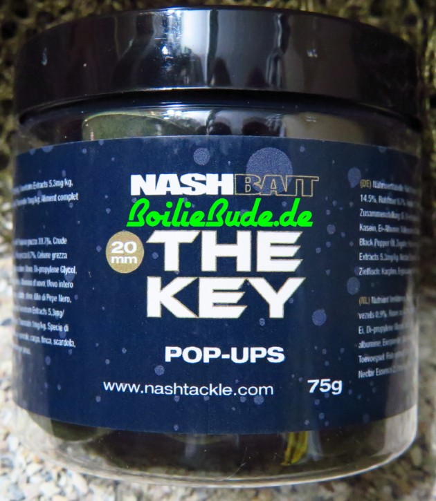 Nashbait The Key Pop Ups 20mm, 75gr.