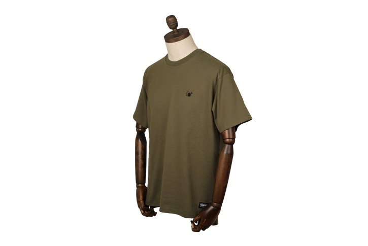 Thinking Anglers Olive T-Shirt