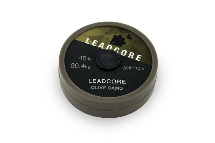 Thinking Anglers Leadcore Olive Camo 45lb 10m