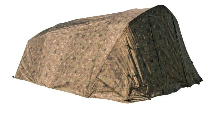 Nash Tackle Titan T1 Camo Extreme Canopy