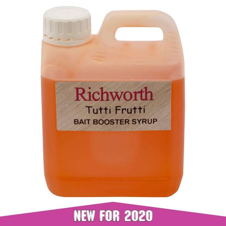 Richworth Tutti Frutti Bait Booster Syrup 1l