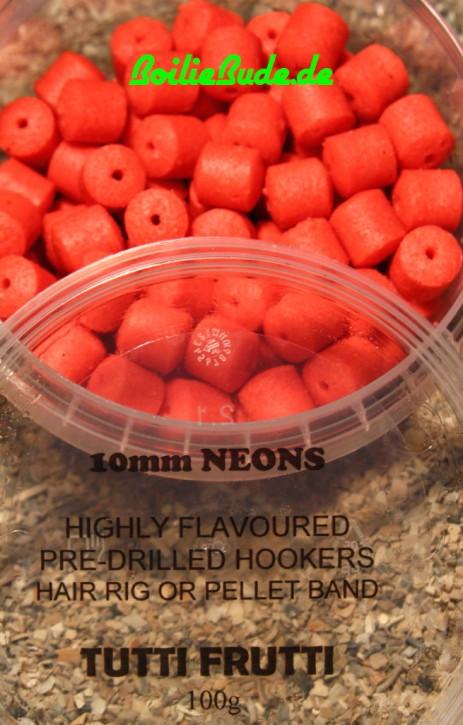 Tutti-Frutti Predrilled Hookbait Pellets in 10mm