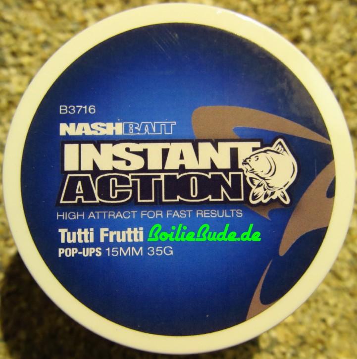 Nashbait Classic Tutti Frutti Pop Up´s 15mm, 35gr.