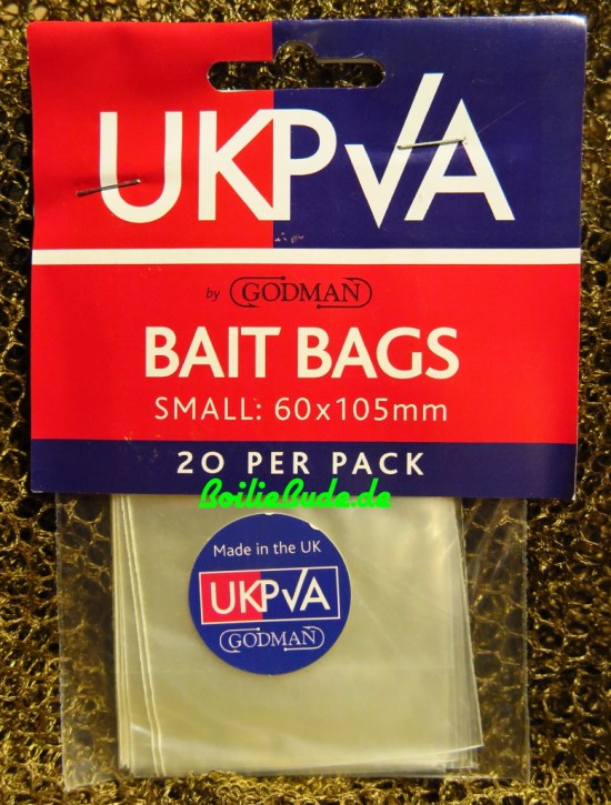 Godman Angling UK PVA-Säcke Small