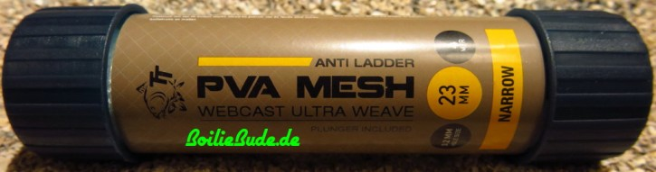 Nash Tackle Webcast PVA Ultra Weave Narrow