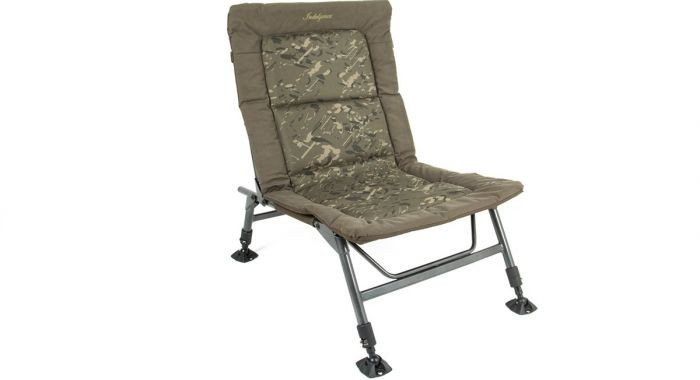 Nash Tackle Indulgence Ultra Lite Chair
