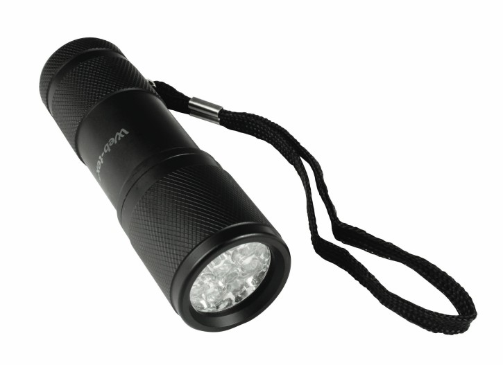 Web-Tex Warrior LED Torch, LED Taschenlampe
