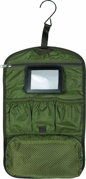Web-Tex Multicam Wash Bag