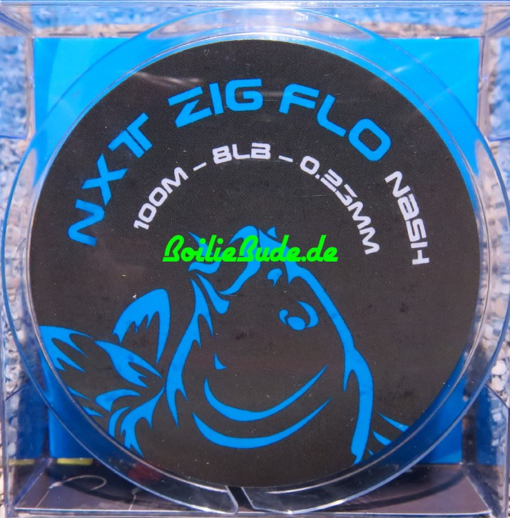 Nash Tackle NXT Zig Flo 8lb 300m
