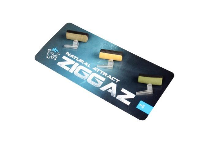 Nash Tackle Ziggaz Natural Attract