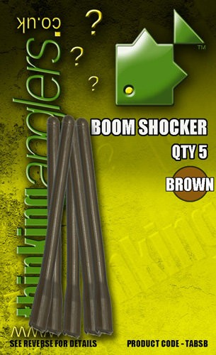 Thinking Anglers Boom Shocker in Green und Brown