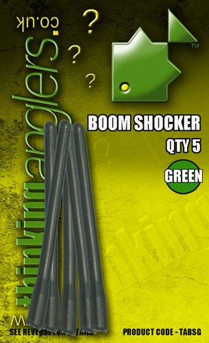 Thinking Anglers Boom Shocker in Green