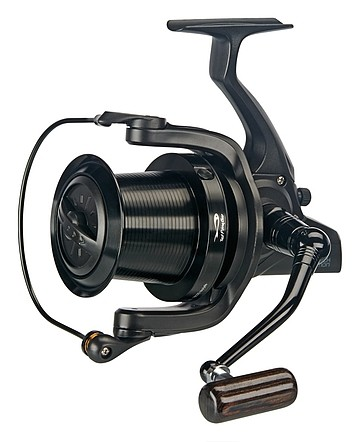 TF-Gear DL Black Edition Big Pit Reel, Karpfenrolle