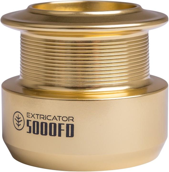 Wychwood Extricator 5000FD, Ersatzspule Gold