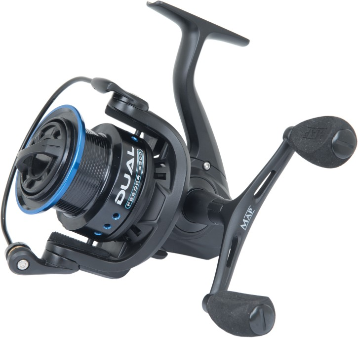 MAP Dual 5500 Feeder Reel, Specimenrolle