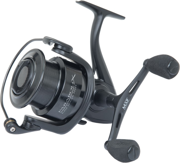 MAP Parabolix B/E 3500X Reel, Specimenrolle