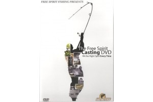 "Free Spirit Fishing DVD ""Casting DVD"""