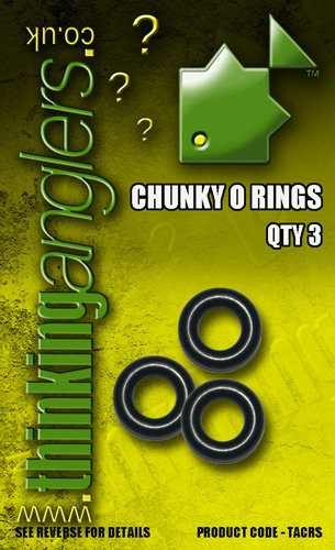 Thinking Anglers Chunky O-Rings