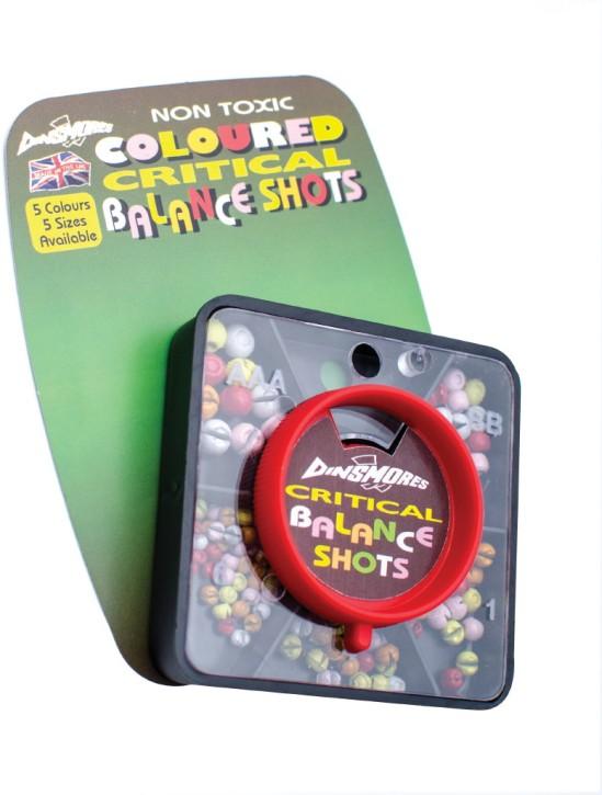 Dinsmores Coloured Critical Balance Shot