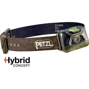 Petzl Tikka Green Kopflampe
