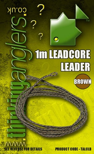 Thinking Anglers Ready Tied Leadcore Leaders