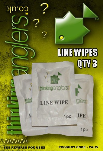 Thinking Anglers Line Wipes