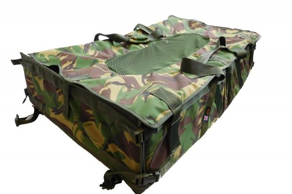 Cotswold Aquarius Camo Flat Pack Cradle Mat MK2