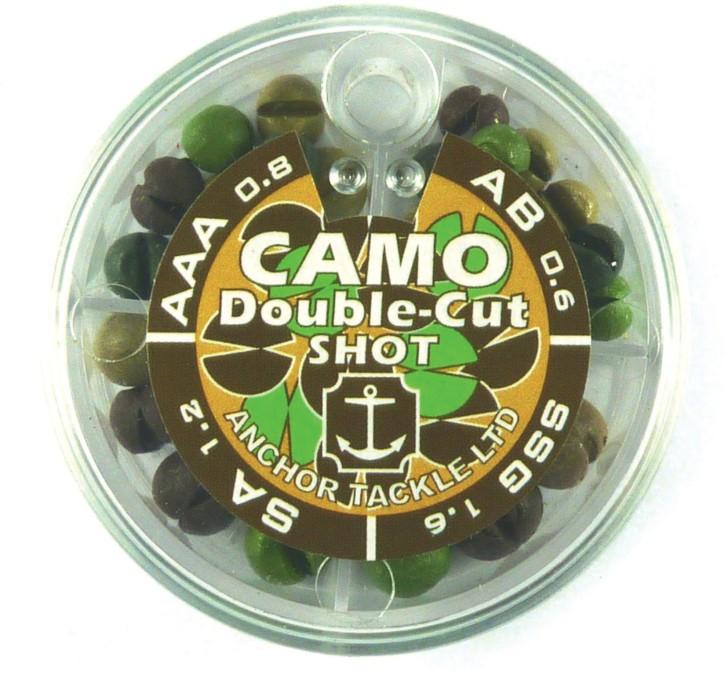Anchor Tackle Camo Double Shot 4 Division