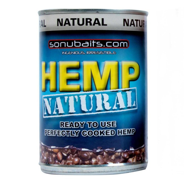 Sonubaits Hemp Natural 400gr
