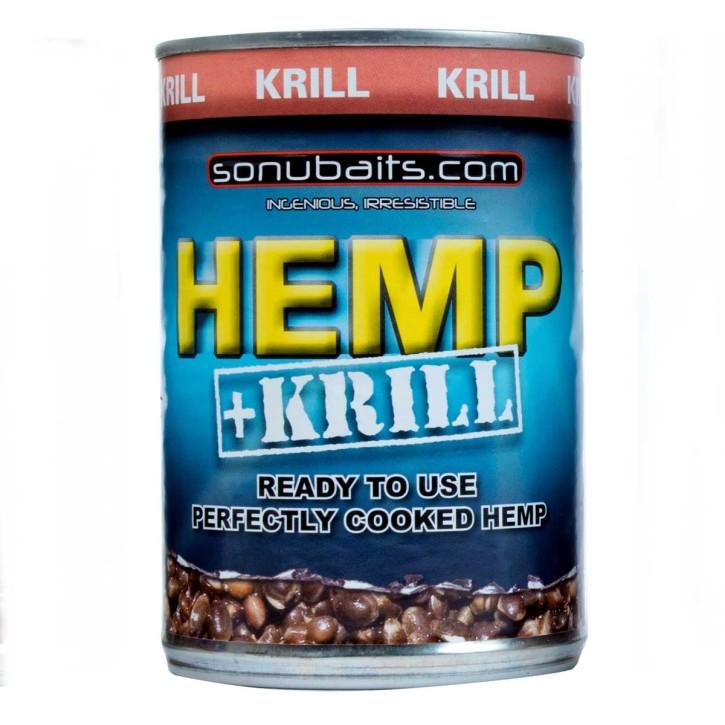 Sonubaits Hemp & Krill 400gr
