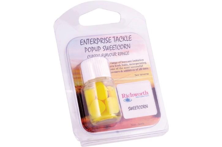 Enterprise Tackle Pop Up Corn Yellow, Richworth Sweetcorn