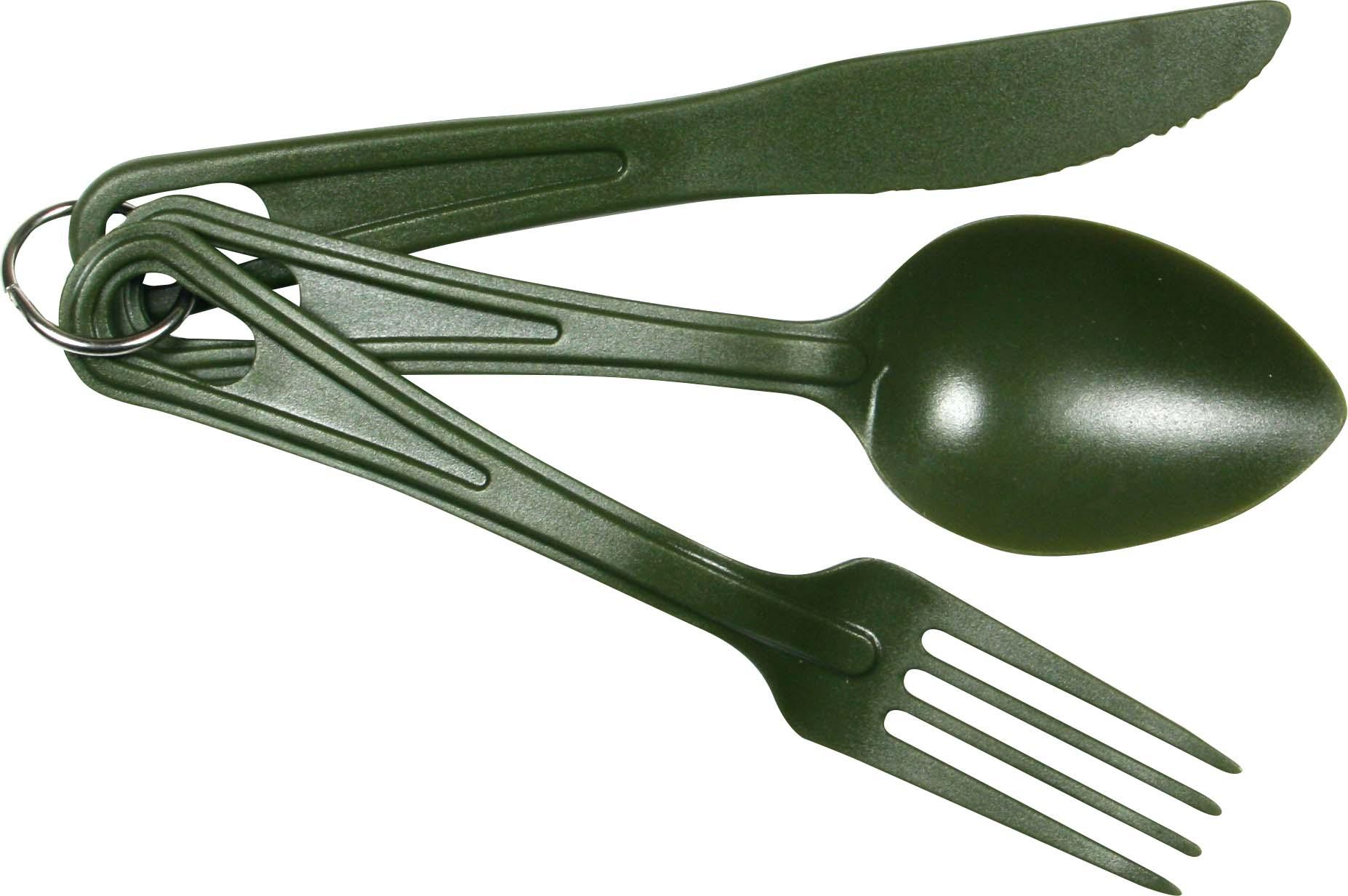 das web tex lightweight cutlery set ist ein sehr leichtes camping besteck. Black Bedroom Furniture Sets. Home Design Ideas