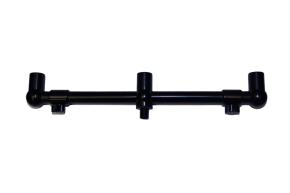 MPE-Tackle 3er Black Aluminium Buzzerbar, 10 Inch adjustable
