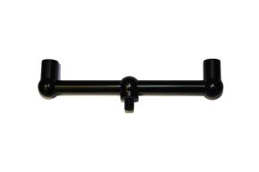 MPE-Tackle 2er Black Aluminium Buzzerbar fixed in 5 Inch