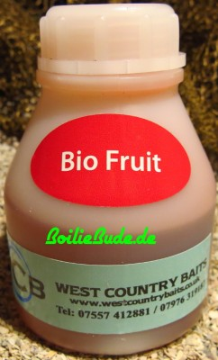 West Country Baits Bio Fruit Liquid Concentrate 200ml