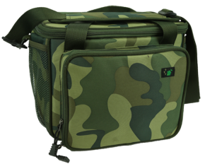 Thinking Anglers Camo Coolbag, Kühltasche