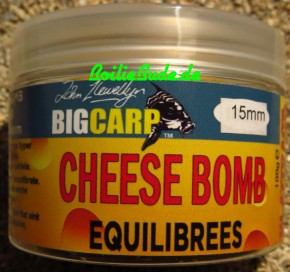Big Carp Cheese Bomb Wafter 15mm