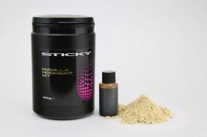 Sticky Baits Manilla Hookbait Kit, 400gr.