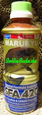 Marukyu SFA 420 Liquid Crayfish & Sanagi, 400ml