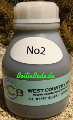 West Country Baits No 2 Liquid Concentrate 200ml